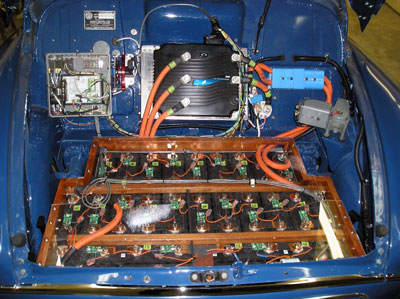 A successfully electric converted Morris Minor, Allan's Motor Engineering has over 60 years worth of experience with Morris Minors and can pull off the most outlandish tasks. Located in Parramatta, Sydney NSW.